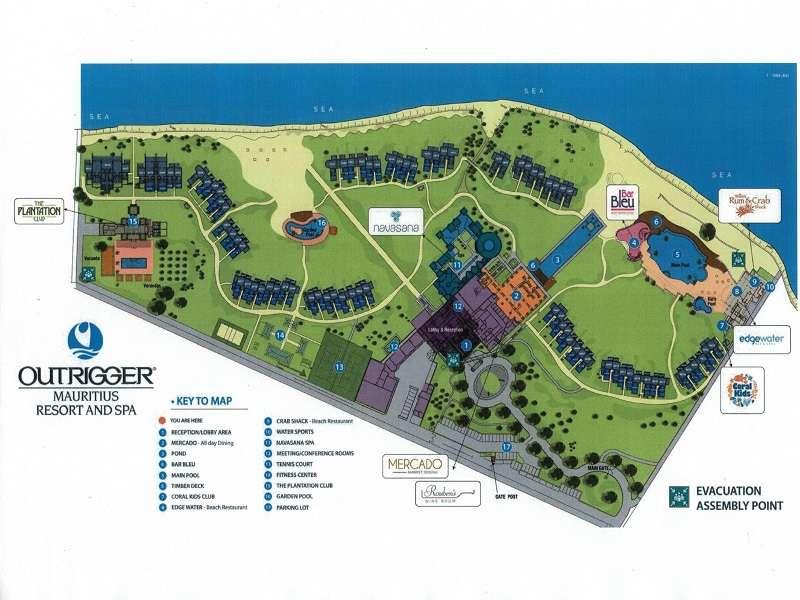 Outrigger Mauritius Resort Amp Spa Dream Tours Touristic Gmbh