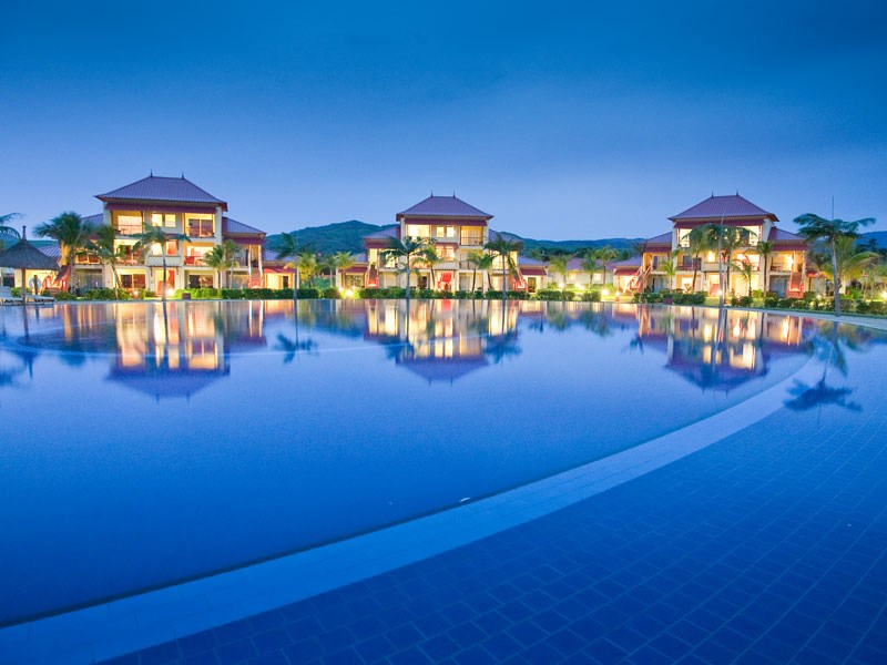 Hotel Maradiva Villas Resort Spa Ile Maurice