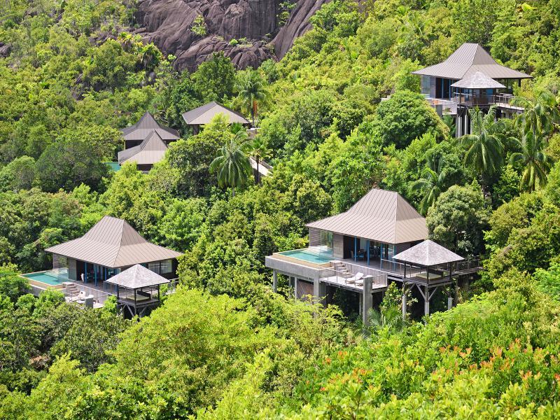 Four seasons resort seychelles mah seychellen dream for Villa de jardin mahe seychelles