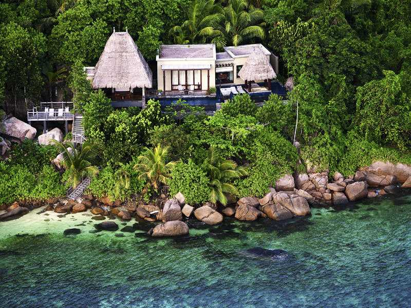 Maia luxury resort spa mah seychellen dream tours for Villa de jardin mahe seychelles