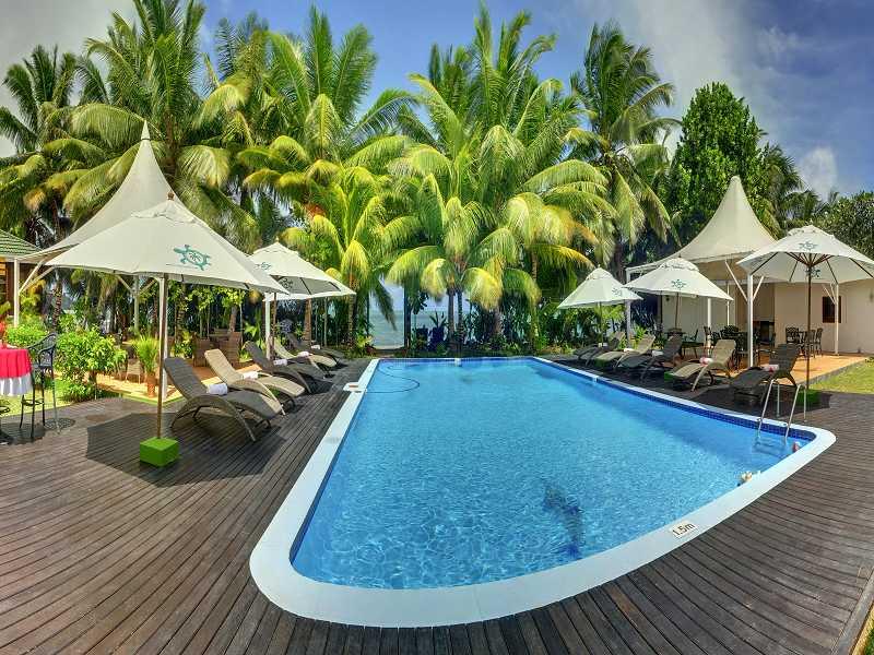 Le Relax Beach Resort Praslin Seychellen Dream Tours