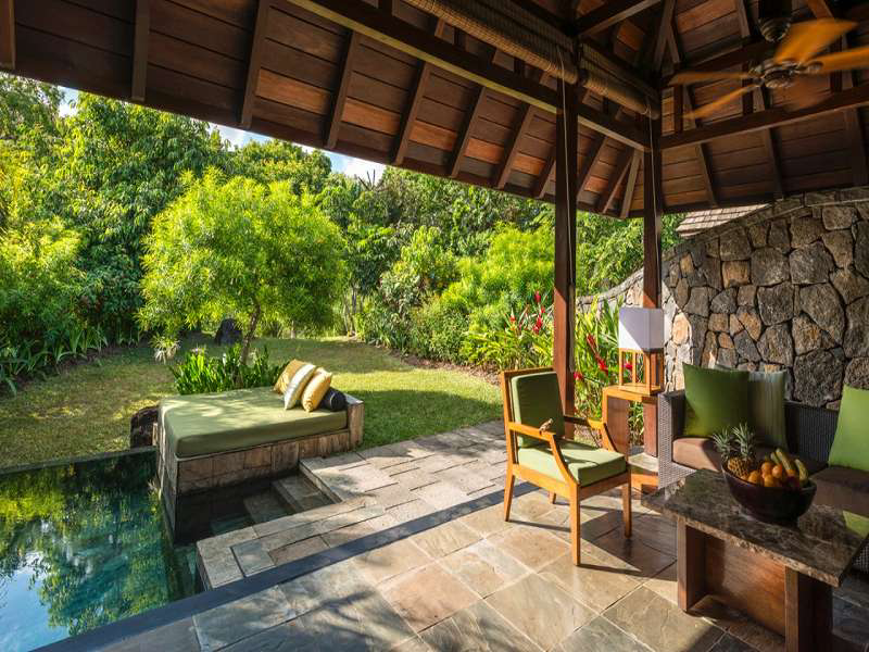 Four seasons resort anhahita dream tours touristic gmbh for Garden pool villa four seasons mauritius